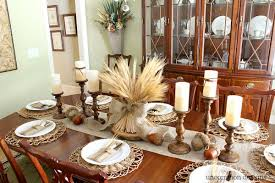 a neutral thanksgiving tablescape uncommon designs