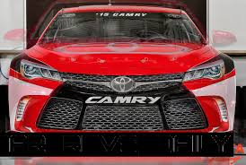 toyota camry 2015 2015 toyota camry daytona 500 official pace car