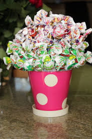 baby shower candy bouquet centerpiece sweet centerpieces