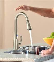 Touch Activated Kitchen Faucets Best Kitchen Faucets Touchless Where To Buy The Best Kitchen