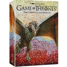 game of thrones the complete season 1 6 walmart com