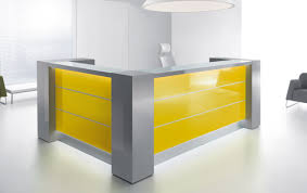 Circle Reception Desk by Modern Executive Desks U0026 Office Furniture Reception Counters