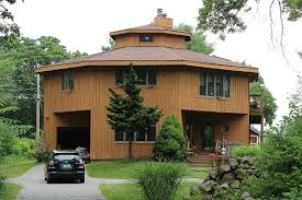 octagonal houses octagon house greater hartford real estate blog