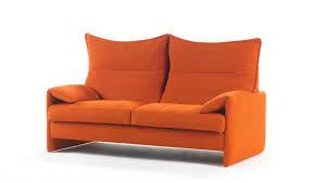 canap convertible orange le nouveau canapé lit convertible contemporain canapé