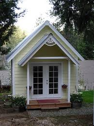 how to build a small cottage escape in the backyard our home