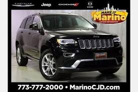 jeep grand for sale in chicago used 2016 jeep grand for sale in chicago il edmunds