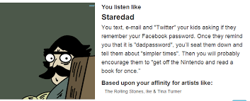 Stare Dad Meme Generator - a meme for your favorite band the daily dot