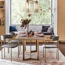 Concrete Dining Room Table Tower Dining Table Concrete West Elm Au