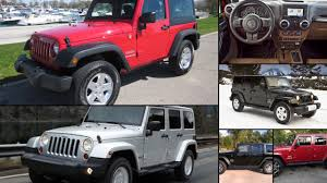 2011 Wrangler 2011 Jeep Wrangler News Reviews Msrp Ratings With Amazing Images