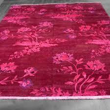 Pink 8x10 Rug 57 Best Luxury Pink Rugs By West Of Hudson South Orange Nj