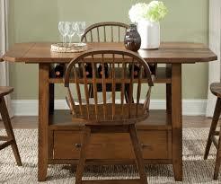 hearthstone rustic oak center island table kitchen remodel