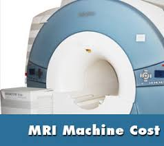 how much does a used mri machine cost