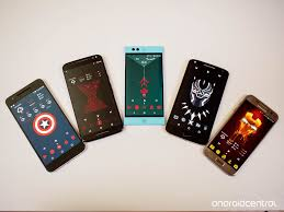 wars themes for android kick with our captain america civil war themes android central