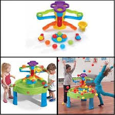 step2 busy ball play table step2 busy ball play table kids pretend play playhouse