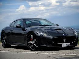 black maserati sports car maserati granturismo mc stradale 2014 pictures information