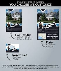 Real Estate Advertising Templates by Real Estate Flyer Template Flyerforu Com