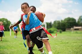 Youth Flag Football Practice Youth Flag Football Ymca Of The Chesapeake