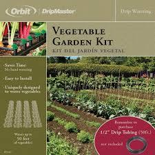 orbit vegetable garden drip kit walmart com