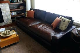 Leather Sofa Cleaner Reviews Leather Sofa Maxwell Leather Sofa Reviews Restoration Hardware