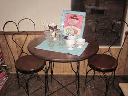 ice cream table and chairs life on willie mae lane ice cream table chairs