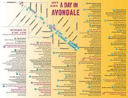 Dia Map A Day In Avondale 2015 Map Unity Park Advisory Council