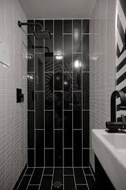 bathroom tiles black and white ideas 30 small black and white bathroom tiles ideas and pictures