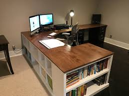 Desk L Diy Beautiful L Shaped Desk Diy Gallery Liltigertoo