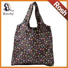 nylon foldable reusable shopping bag nylon foldable reusable