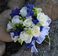 blue wedding flowers blue and white wedding flowers on wedding flowers with blue white
