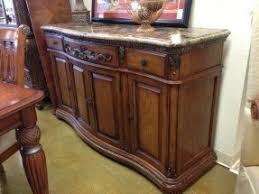 buffet sideboard table foter