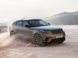 range rover velar white range rover velar here to fight porsche business insider