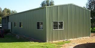 workshop sheds workshop builder garage wholesalers perth wa