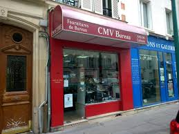 bureau vincennes cmv bureau cards stationery 22 rue robert giraudineau