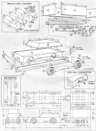 wooden car wooden car and trailer plans u2022 woodarchivist