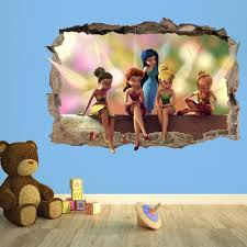 100 tinkerbell wall stickers wall decal love quote love tinkerbell wall stickers tinkerbell fairy friends 3d breakout kids wall sticker kids