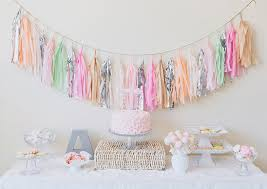 Baby Shower Pastel - pretty pastel baby shower the little umbrella