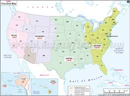 usa map time zone boundaries usa map time zones states topographic map