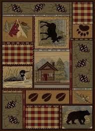 Rustic Lodge Rugs 78 Best Rugs Images On Pinterest Area Rugs Wool Rugs And Black