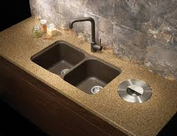 Undermount Kitchen Sink With Faucet Holes by Sinks And Faucets Kitchen Sinks And Countertops Granite