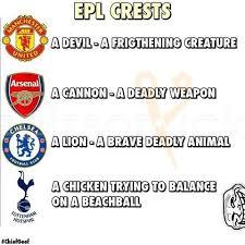 Arsenal Tottenham Meme - tottenham hotspur fans will get a bit mad