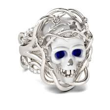 skull wedding rings 20 best skull wedding rings images on skull rings