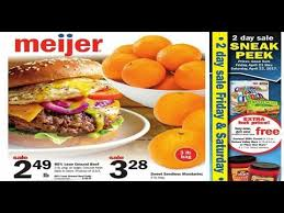 black friday meijer 2017 meijer 2 day sale 2017 april friday saturday 4 27 4 28 2017 youtube