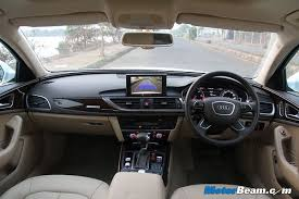 audi a6 india 2013 audi a6 test drive review