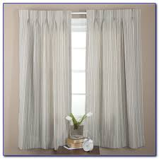 Curtains For Traverse Rods Pinch Pleat Curtains For Traverse Rod Chairs Home Decorating