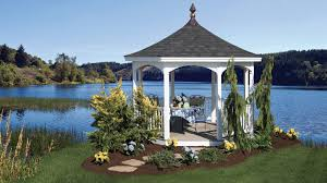 Backyard Gazebos For Sale by Vinyl U0026 Wood Gazebos For Sale Md U0026 Nj