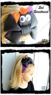 bat headband headband the ribbon retreat