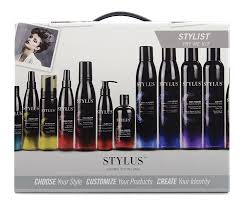 stylus thermal styling brush video stylus launches the stylist try me kit allowing sling of the