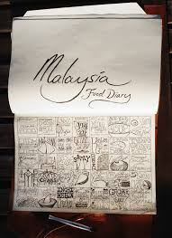 by george by george partners malaysia food sketches