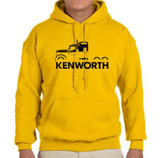 kenworth accessories canada kenworth w900 truck classic outline design hoodie sweatshirt free
