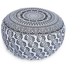 Printed Ottomans Printed Ottoman Cover 23in X 10in Five Below